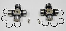 LANDCRUISER 80 SERIES  PAIR FRONT  GREASABLE UNI UNIVERSAL JOINTS