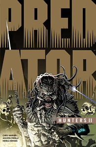Predator TPB Hunters II Softcover Graphic Novel