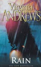 RAIN BY VIRGINIA ANDREWS, BOOK, NEW PAPERBACK
