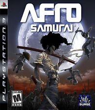 Afro Samurai PS3 - LN