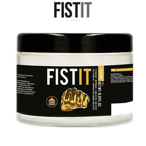 Shots Fist It Lubricant 500ml Water Based Lubrificante a Base d'Acqua Latex Safe