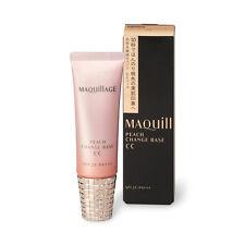 Shiseido Maquillage Peach Change Base CC SPF25