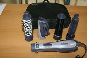 BaByliss Brosse Soufflante Multistyle 4-en-1 1200W Ionique et accessoires pour l