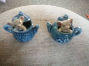 Vintage Mouse In Ornaments  2