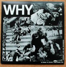 "Discharge - ""Why"" LP NEW!  Havoc"