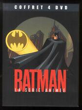 BATMAN  LA SÉRIE ANIMÉE  17 épisodes   COFFRET 4 DVD ZONE 2