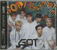 GOT7-MORIAGATTEYO-JAPAN CD+BOOK G78