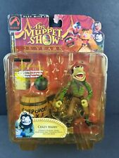 The Muppet Show Crazy Harry Dynamite Series 2 Action Figure Palisades Toys NEW