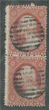 26a pair  SON fancy cancel..............160093
