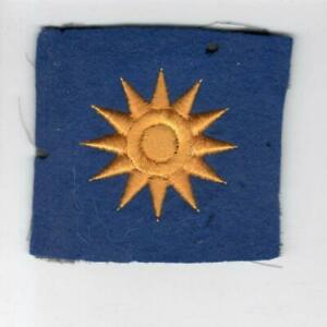 WW 2 US Army 40th Infantry Division Wool Patch Inv# G510