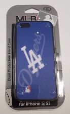 LOS ANGELES DODGERS 3D Hard Protective Cell Phone Case for the IPhone 5 5s 5se