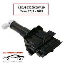 For Lexus CT 200H ZWA1 ZWA10 2011+ Headlight Washer Jet Nozzle Driver Right O/S