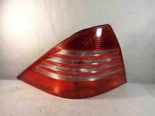 03 04 05 06 Mercedes Benz S-Class Taillight Lamp Assembly Left Driver Side Lh