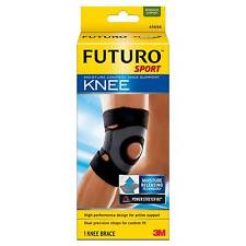 FUTURO Sport Moisture Control Knee Support Medium 45696