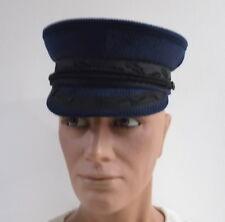 Prinz Heinrich Mütze Cord Schmidt Mütze Kapitänsmütze Schmildmütze marine