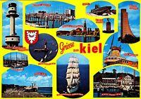 Grüsse aus Kiel , Ansichtskarte