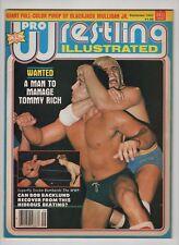 Pro Wrestling Illustrated  Sept 1982 Blackjack Mulligan Jr Tommy Rich