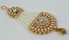 Indian Fashion Jewelry Women Wedding Jhoomar Passa Women New