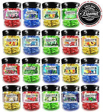 6 pack Variety 50g Beamer Ice Drops Gel Shisha Hookah Nargila Pipe Tobacco Free