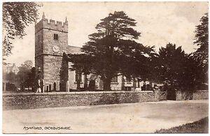 P.C Holy Trinity Church Ashford In The Water Nr Bakewell Derby Derbyshire