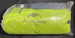 Naturehike Mongar 2 Person Camping Tent Ultralight Light Green/Dark Grey W/ Mat