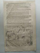 de Bry Theodore chile 1655 island la mocha Arauco Región Biobío
