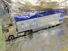 ** Herpa 280518 Volvo GL Box Semitrailer  IAA2006  1:87 HO Scale
