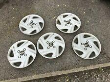 Nissan Micra K11 Genuine 14 Inch Wheel Trims