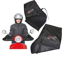 Mango Bar Manillar Manguitos Moto Bicicleta Guantes térmico a prueba de viento Impermeable