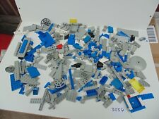 Space LEGO 500g Mainly Vintage 1980's pre-owned used needs a clean Lot 3034