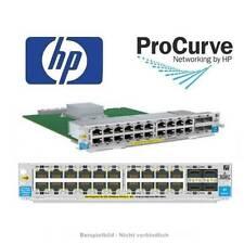 HP ProCurve J8705A 20-Port Gig-T 4-Port Mini-GBIC PoE zl Module