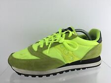 Saucony Mens Yellow-Lime Athletic Shoes 9.5