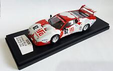 FERRARI 512 BB #62 26th LE MANS 1979 ANDRUET-DINI Best Model BT930 1:43