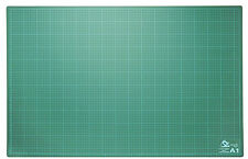A1 (900X600MM) CUTTING MAT NON SLIP SELF HEALING PRINTED GRID ART & CRAFT DESIGN