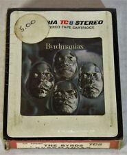 8 Track-The Byrds-Byrdmaniax-ORIGINAL 1971 Cartridge-SEALED!