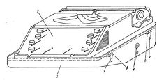 Alte Schreibmaschine Gossen/Tippa (Erlangen): Hist. Infos 1950 - 1956