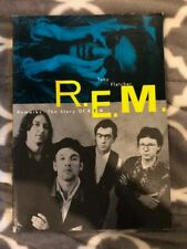 Remarks - The Story Of R.E.M., Tony Fletcher, 1993 edition, book