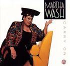 Martha Wash Carry on (UK, 6 versions, 1992) [Maxi-CD]