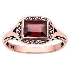 Anelli di lusso smeraldo Misura anello 8