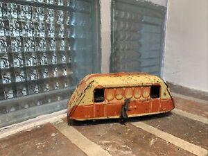 Ancienne Locomotive ( aerotrain ) jouet charles rossignol. Premier Model. Rare