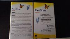 SUPER REBAJA Freestyle optium lancetas **2 cajas** de 50..