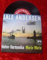 Single Lale Andersen: Hafen Harmonika