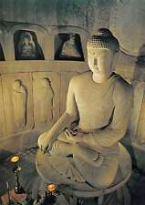 South Korea Buddhistic Images Sokkuram Cave Temple