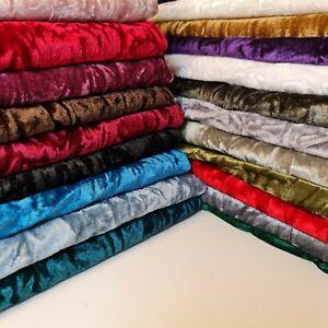 """Marble Crushed Velvet Fabric Stretch Dress Craft Wedding Decor Furnishing 60"""""""
