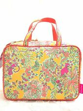 LILLY PULITZER FOR TARGET  WEEKENDER HAPPY PLACE COSMETIC /TRAVEL CASE