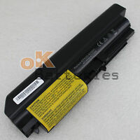 5200mAh Battery for Lenovo Lenovo ThinkPad T400 FRU 42T4645 42T4548 6Cell