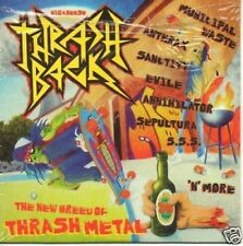 (613L) Thrash Back, Big Cheese Magazine - DJ CD