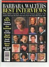 BARBARA WALTERS BEST INTERVIEW CHER DOLLY PARTON STREISAND LUCY BALL EASTWOOD 94