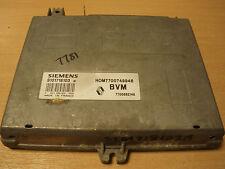 Engine ECU - Renault 19 Energy 1.4 1992-96 E7J S101718103 7700862148