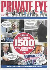 Private Eye  #1500 12-25 July 2019 -  1500th Issue Collectors Special